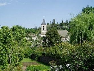 L'église de La Bastide-Puylaurent
