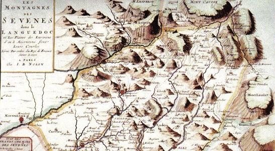 Géographie des Cévennes