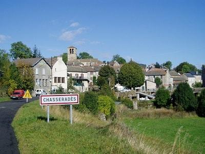 Chasseradès en Lozère