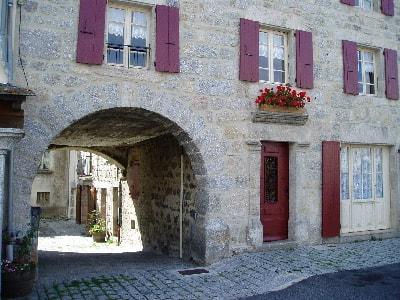 Châteauneuf de Randon en Lozère