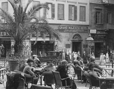 巴黎酒店在开罗埃及
