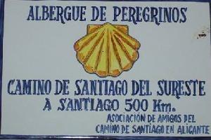 4 Op de pelgrimsroute naar Compostela Pelgrimsnostalgie