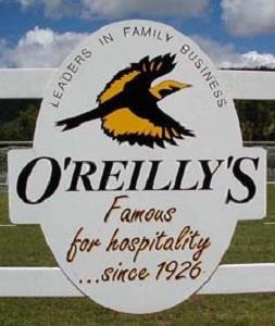 Invitations réciproques et échanges d'idées entre O'Reillys Guesthouse à Canungra Queensland Australie et L'Etoile Maison d'hôtes à La Bastide-Puylaurent en Lozère, France