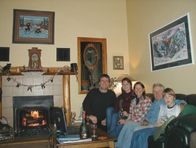 Golden Dreams Bed & Breakfast The Skiing appointment