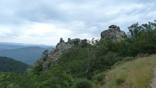Les Cévennes en Occitanie