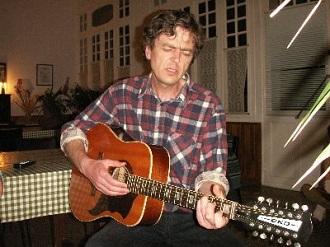 Philippe nous a fait l'honneur de prendre sa guitare pour jouer hôtel California