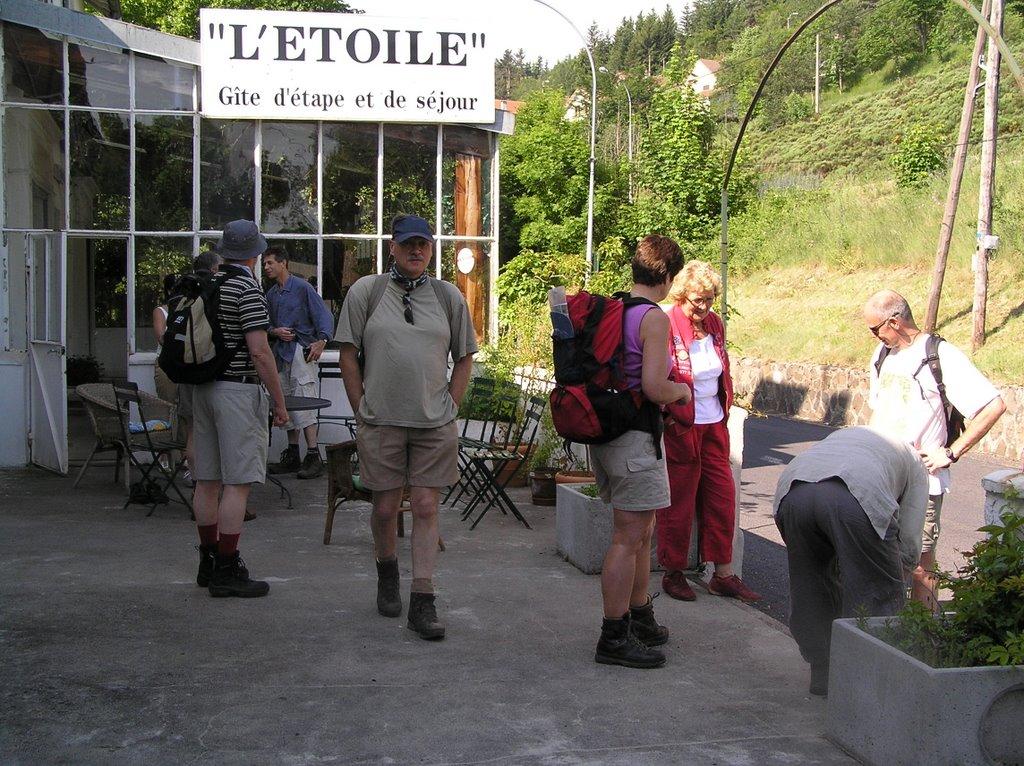 Une semaine de randonnée en Loz¨re