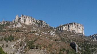 2 Wandelen in de Gorges de l'Aveyron naar de Lot