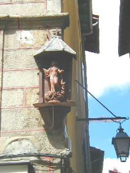 7 Op de pelgrimsroute naar Compostela Pelgrimsnostalgie