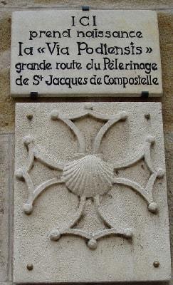 2 Op de pelgrimsroute naar Compostela Pelgrimsnostalgie