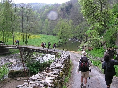 2 Pèlerinage sur le chemin de Saint Jacques de Compostelle