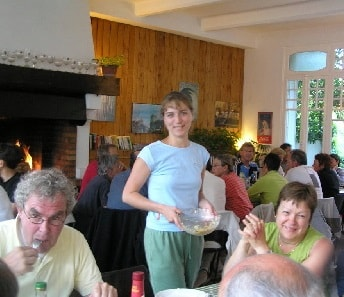 52 Internship in France of Lara Khakimova at L'Etoile Guest house