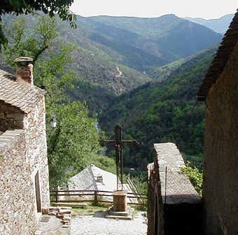 Hiking in Ardeche and Gard on the Cevenol