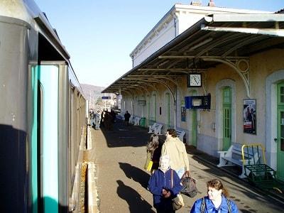 Gare de La Bastide-Puylaurent en Lozère