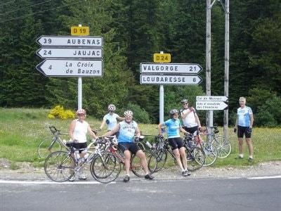 Cyclotourisme en Lozère