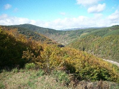1 Wandelen in de Gorges de l'Aveyron naar de Lot