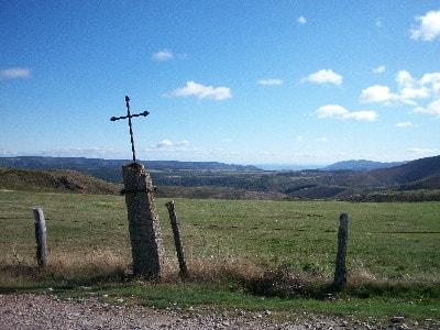 Finiels, point culminant du Mont Lozère