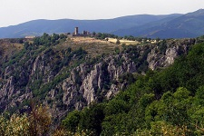 10km hike at Albespeyres in Lozere