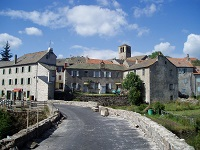 12km hike at Chasserades in Lozere