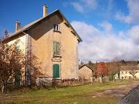洛泽尔省的Chasserades 19公里徒步路线