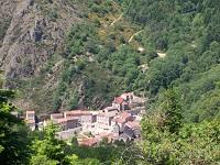 洛泽尔省拉巴斯蒂德皮伊洛朗的20公里徒步路线