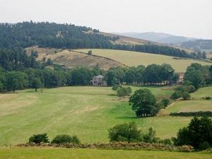 Randonnée de 24km à La Bastide-Puylaurent en Lozère