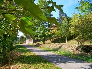 4km hike at La Bastide-Puylaurent in Lozere