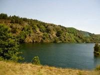 Randonnée de 13km à La Garde-Guérin en Lozère