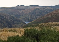 16,6km hike at Prevencheres in Lozere