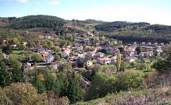 Randonnée de 16,6km à Prévenchères en Lozère