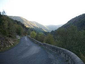 Circuit en vélo de 21,5km à La Bastide-Puylaurent en Lozère