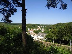 Circuit en vélo de 37km à La Bastide-Puylaurent en Lozère