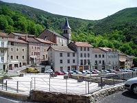 Circuit en vélo de 60km à La Bastide-Puylaurent en Lozère
